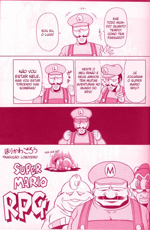 Super Mario RPG (Super Mario Bros)