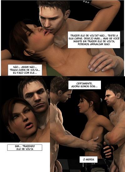 Lara Croft na Bolivia (Tomb Raider, Resident Evil)