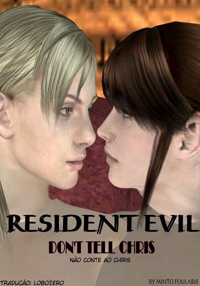 Não Conte para o Chris (Resident Evil)