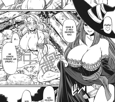 Party Hard (Dragon's Crown)