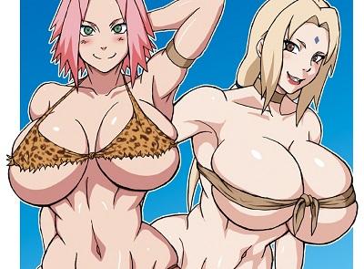 Jungle GO | Jungle Party 4 (Naruto)