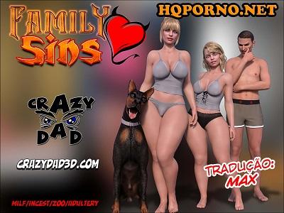 Family Sins #1 – #2