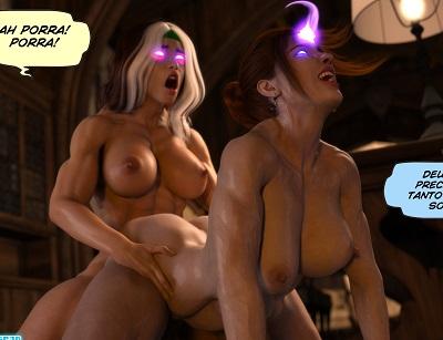 Abuse of Power (X-Men)