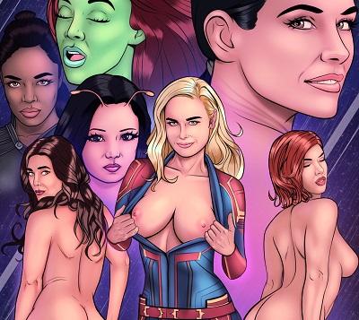 Avengers: Secret Whores