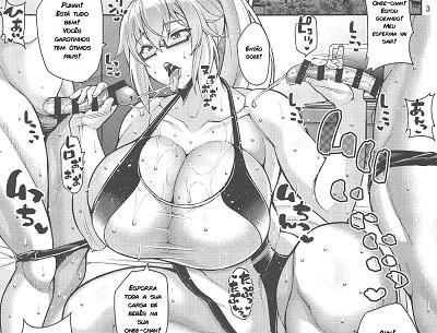 Seijo no Yaribeya (Fate/Grand Order)